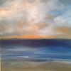 The vastness of love acrylic on canvas 36 x36 sold